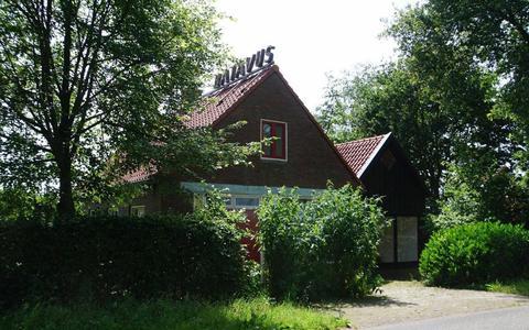 Batavushuisje in Nijeholtwolde, het atelier van Sigrid Hamelink.