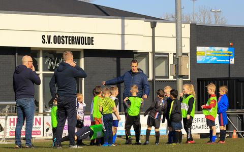Eigen foto SV Oosterwolde