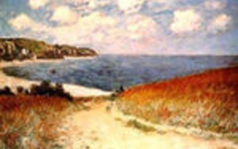 Claude Monet.