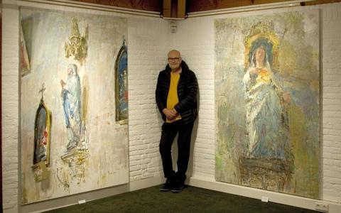 Museums Vledder herbergt een expositie Peter B. van Houten.