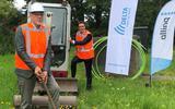 Nog geen duidelijkheid over aanleg glasvezel in Oosterwolde. Delta FIBER hoopt stilletjes op Max Verstappen-effect