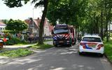 Leerkrachten zorgden volgens de brandweer voor een goede ontruiming.