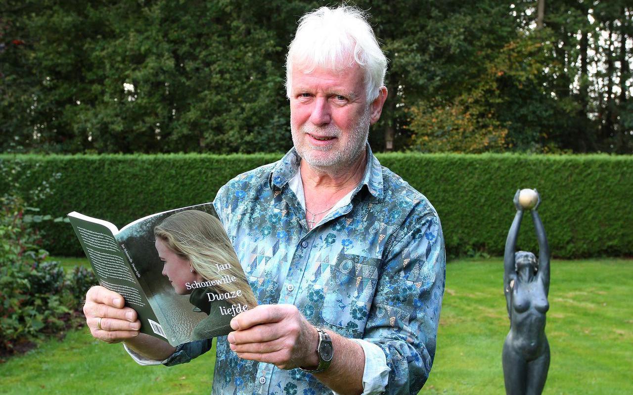 Jan Schonewille brengt boek uit Noordwolde