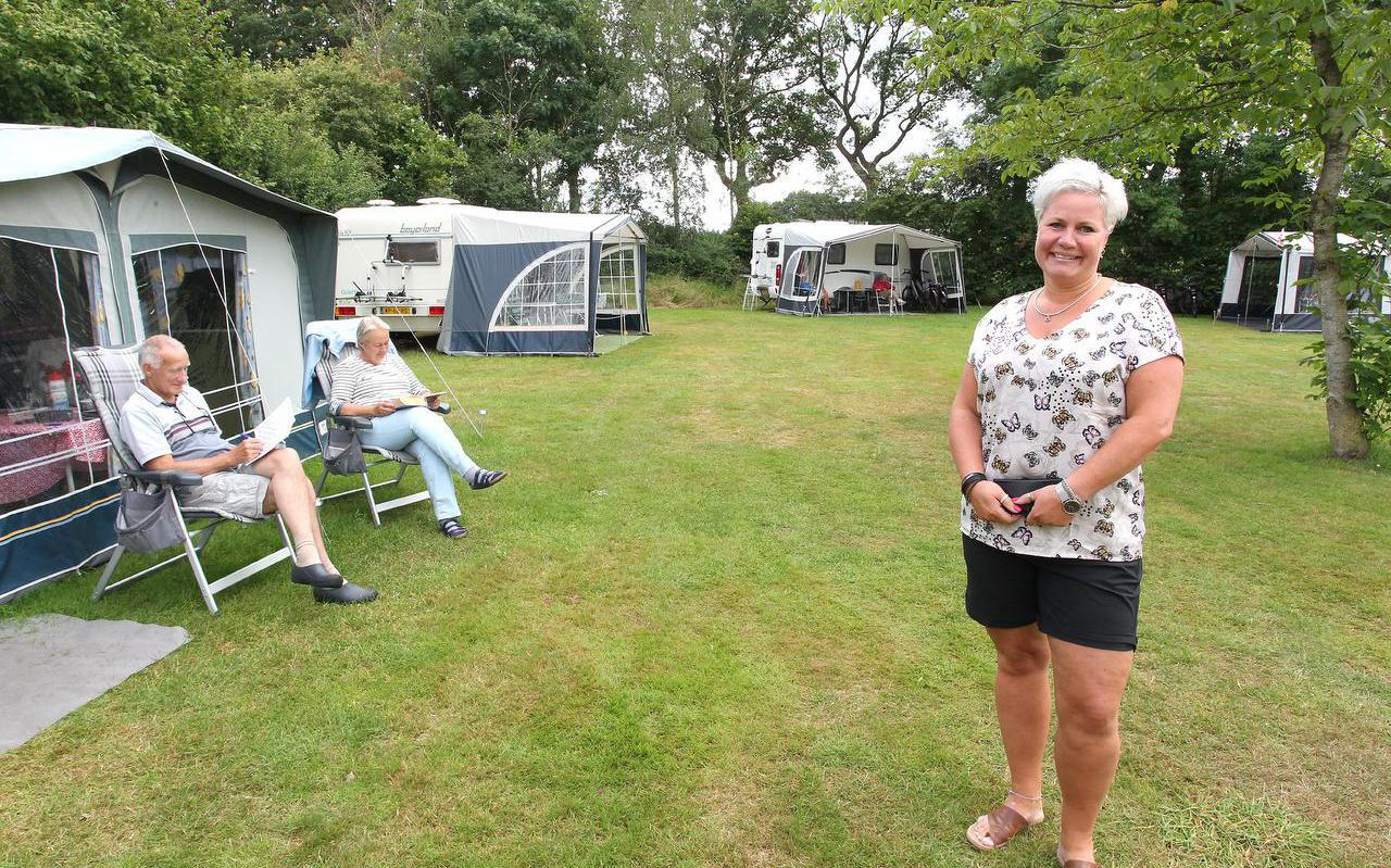 Camping Bosfluiter Debora Mesker in Elsloo