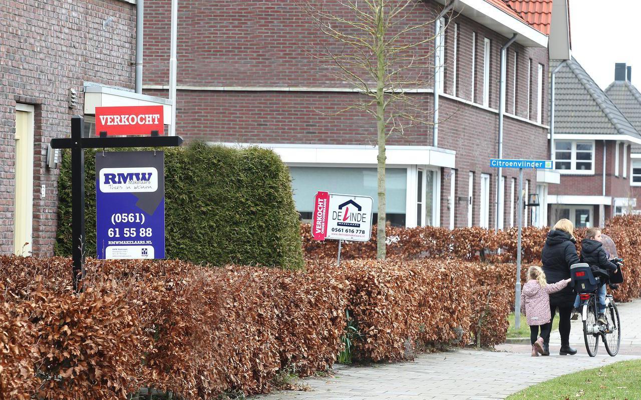 Deze woningen zijn verkocht.